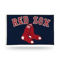 Boston Red Sox MLB 5 Foot Banner Flag