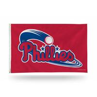 Philadelphia Phillies MLB 5 Foot Banner Flag