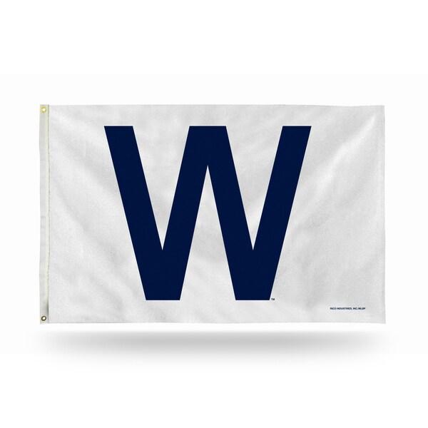 Chicago Cubs MLB 5 Foot Banner Flag