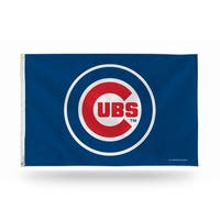 Chicago Cubs MLB 5 Foot Banner Flag