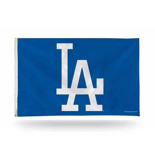 Los Angeles Dodgers MLB 5 Foot Banner Flag