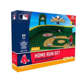 Boston Red Sox MLB Home Run Derby Building Block Set