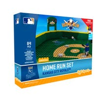 KC Royals MLB Home Run Derby Building Block Set