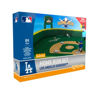 LA Dodgers MLB Home Run Derby Building Block Set