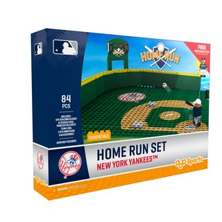 New York Yankees MLB Home Run Derby Building Block Set