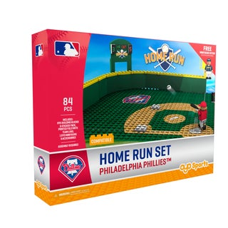 Philadelphia Phillies MLB Home Run Derby Building Set