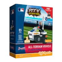 Atlanta Braves MLB All-Terrain Vehicle w/Super Fan Set