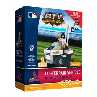 St. Louis Cardinals MLB Vehicle with Super Fan Set