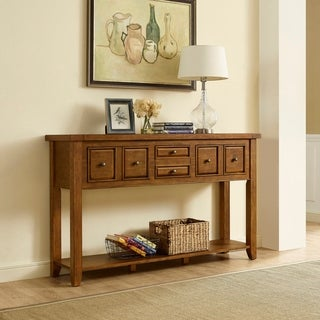 Harper Blvd Heloise Apothecary Console Sofa Table Free