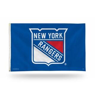 New York Rangers NHL 5 Foot Banner Flag
