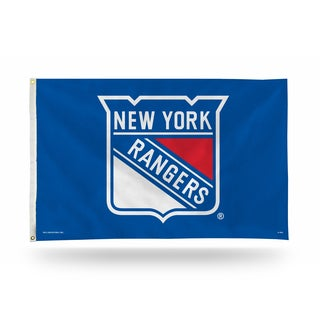 New York Rangers NHL 5 Foot Banner Flag
