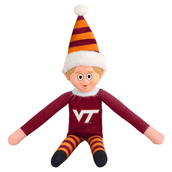 Virginia Tech University Hokies NCAA Team Elf