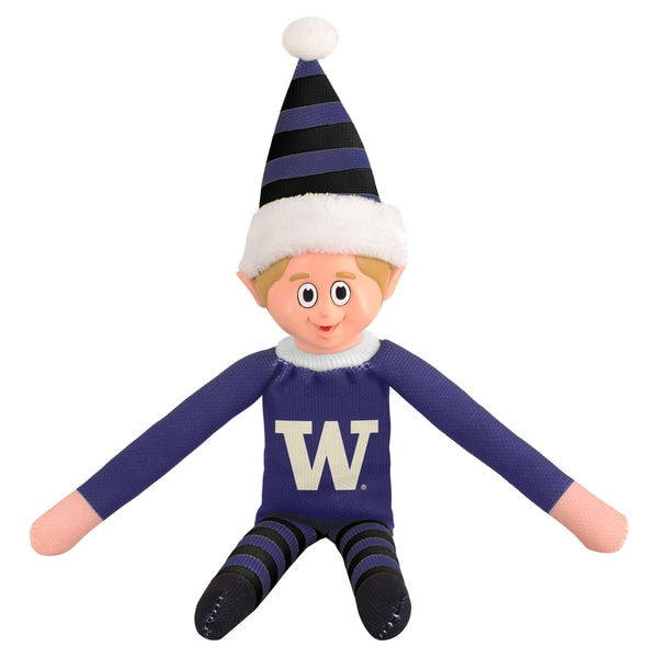 University of Washington Huskies NCAA Team Elf