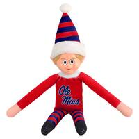 University of Mississippi Rebels Ole Miss NCAA Team Elf