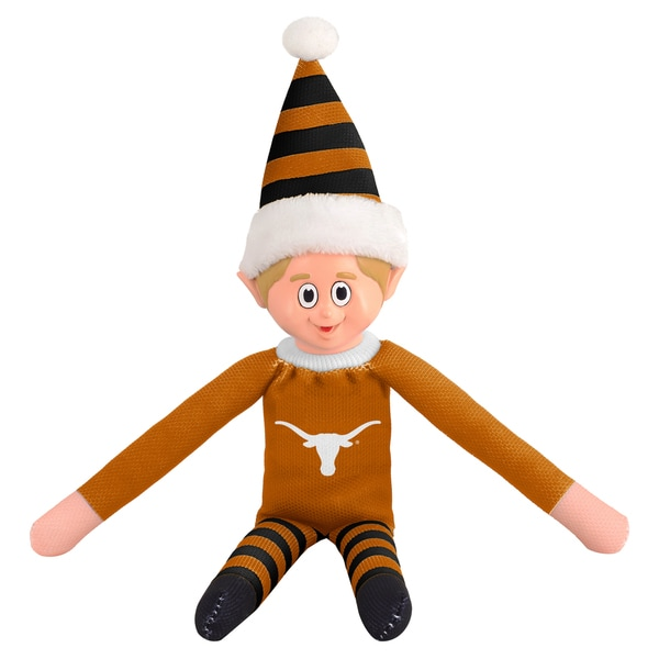 University of Texas Longhorns NCAA Team Elf