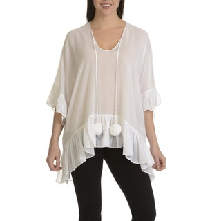 Chelsea & Theodore Women's Oversized Top