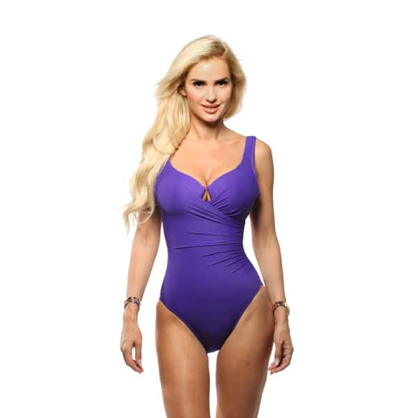 b0c4bfe36f9 Shop Miraclesuit Escape One Piece Swimsuit - Free Shipping Today ...