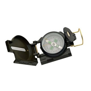 Exclusive Lensatic Military Camper's Compass 210625