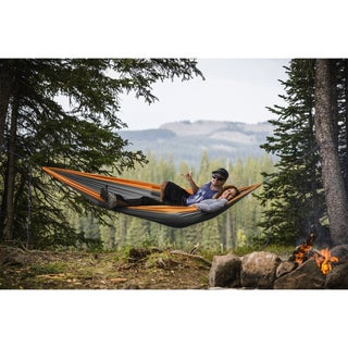 1 or 2 Person Portable Parachute Hammock with Carry Sack