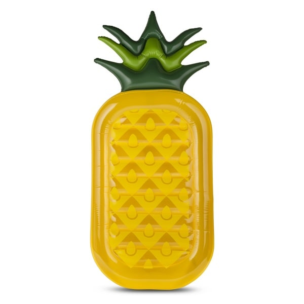 Shop Haute Float Inflatable Pineapple Pool Tube Float