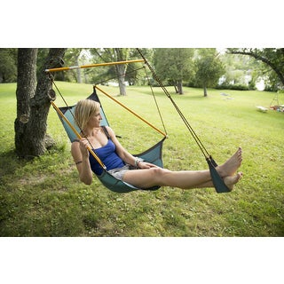 Byer of Maine Green Traveller Hammock Chair