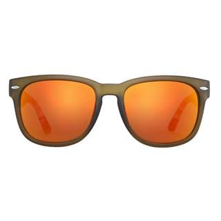 Deep Lifestyles Olive Tattoo Unisex Men Women Classic Framed Maui Sunglasses
