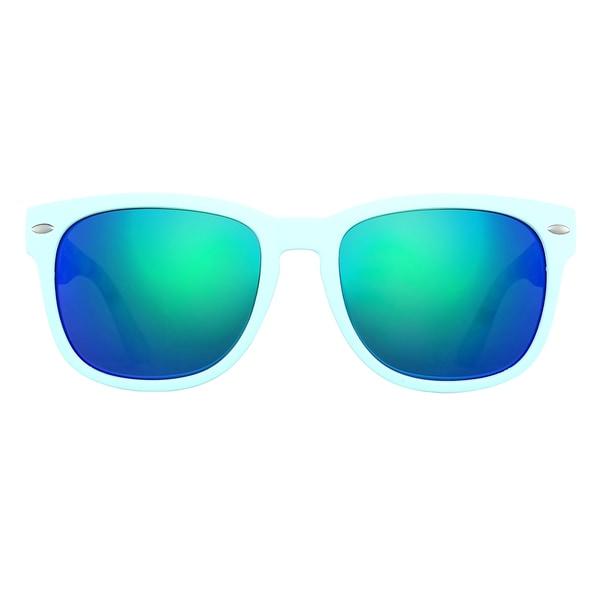 9004d17ec95 Shop Deep Lifestyles Aqua Silhouette Unisex Men Women Classic Framed ...