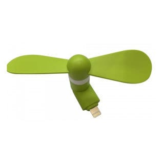 iPhone Fan (Option: Green)