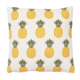 Priya Pineapple Printed Throw Pillows