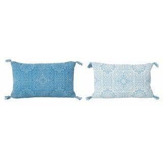 Reversible Kerra Dot Throw Pillow