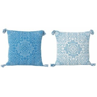 Thro Reversible Kerra Dot Throw Pillows