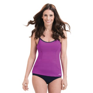 Dolfin Aquashape Scoop Neck Tankini Top