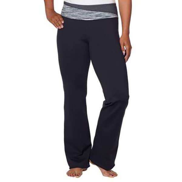 519e841d78120 Kirkland Signature Women's Full Length Stretch Yoga Athletic Pant