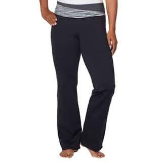 Kirkland Signature Women's Full Length Stretch Yoga Athletic Pant|https://ak1.ostkcdn.com/images/products/16077829/P22463134.jpg?impolicy=medium