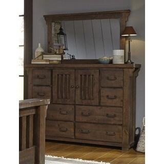 Forrester Door Dresser & Mirror