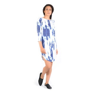 Bluberry Avalonne Shirt Hem Dress