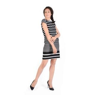 Bluberry Women's Isa A-line  Dress