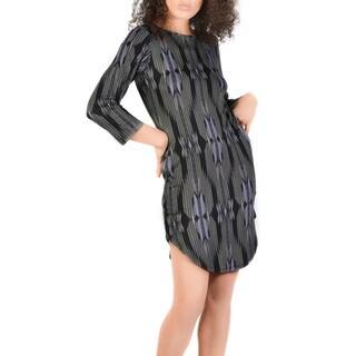 Bluberry Women's Cody Shirt Hem Dress