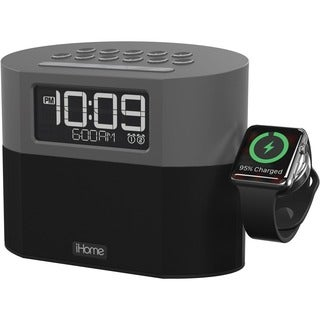 iHome iWBT400 Desktop Clock Radio