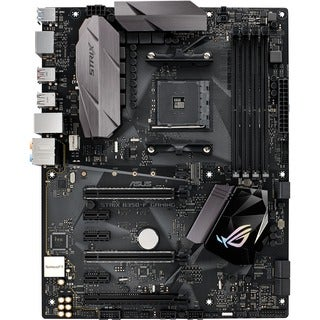 ROG STRIX B350-F GAMING Desktop Motherboard - AMD Chipset - Socket AM