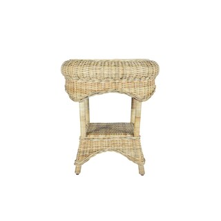 Handmade Boracay 22-inch Rattan Indoor/ Outdoor End Table (Philippines) (2 options available)
