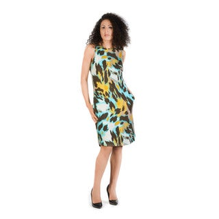 Bluberry Women's Estina Print Dress
