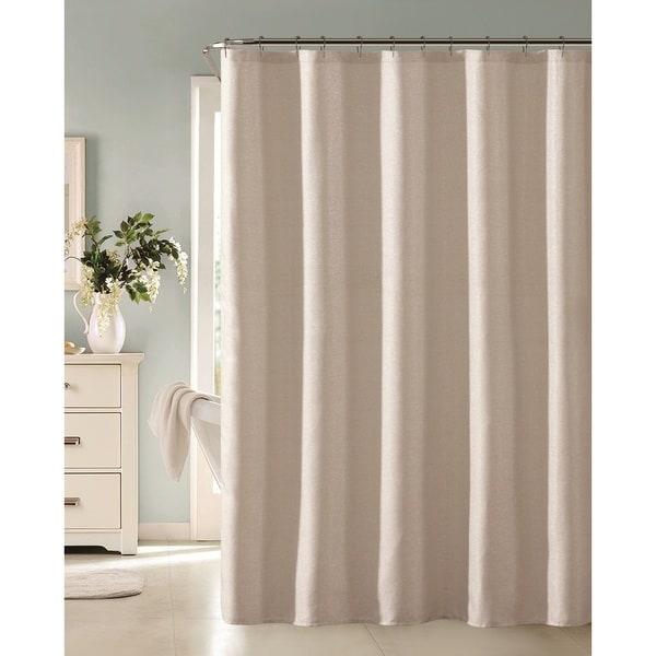 Little Rock Lurex Shower Curtain