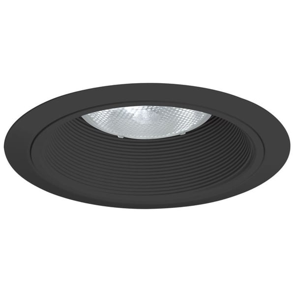 Shop Juno Lighting  Inch Baffle Trim Black Baffle With Black Ring Free Shipping On Orders Over 45 Overstock Com 16079056