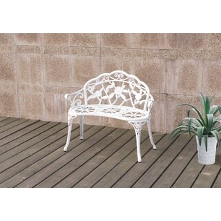 White, Iron Patio Furniture - Shop The Best Outdoor Seating ...