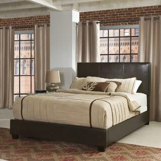 Crosley Furniture Drake Brown Queen Bed