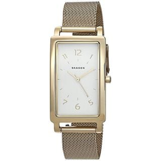 Skagen Men's SKW2576 'Hagen' Gold-Tone Stainless Steel Watch