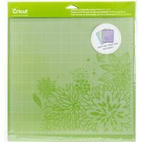 Cricut Adhesive Back Cutting Mats 12X12 3/Pkg-Green, Blue & Purple