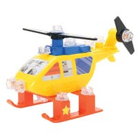 Educational Insights Design & Drill Power Play Vehicles— Helicopter
