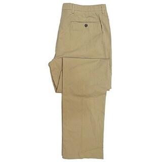 Burberry Moorgate Beige Cotton Pants